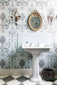 papier peint tendance chambre papier peint tendance 50 idées pour une maison moderne