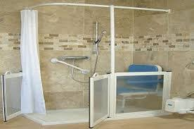 Bathroom Inspiring Handicap Bathroom Design Ideas Handicap - Bathroom designs for handicapped