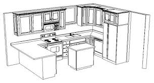 optimal kitchen layout optimal kitchen layout house plans and more house design