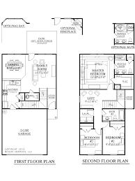 townhouse floors with garage duplex best charleston floorplan