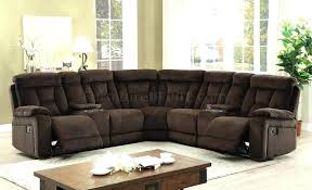 Sectional Sofa With Sleeper And Recliner Reclining Sleeper Sectional Recliner Sleeper Sectional Sofa