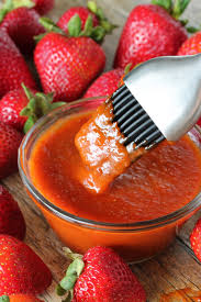 strawberry chipotle bbq sauce