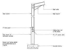 Pedestal Foundation 1091 Best Estructuras Images On Pinterest Architecture Civil