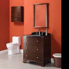 Red Bathroom Vanity Units by Decolav Olivia 30 Inch Antique Mahogany Bathroom Vanity