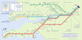 Somerset England Map by Getting To Your Walking Holiday Walking Holidays In England And