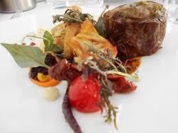 hysope cuisine taureau et accompagnement photo de l hysope la jarrie