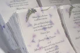 paper invitations handmade paper wedding invitations sizes shapes and styles