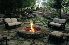 garden fire pit awe best 25 ideas on pinterest and 4 rinkside org