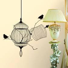 home decor birds sticker promotion shop for promotional home decor