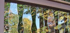advantages of glass deck railing baluster infills deckorators