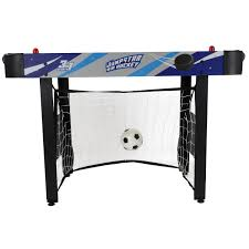 jumpstar 3 in 1 multi games table childrens air hockey football