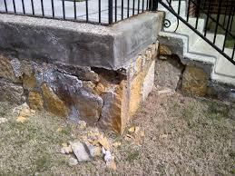 repair facing on concrete front porch professional handyman