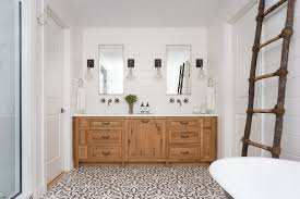 bathroom vanity lights transitional with his hers chrome soaking