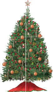 build a christmas tree removable wall decal wall2wall build a christmas tree removable wall decal