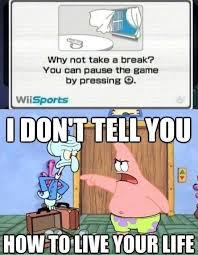 Sad Spongebob Meme - i don t tell you spongebob meme