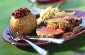 Esszimmer Silvesteressen Rehkeule Rezept Eat Smarter