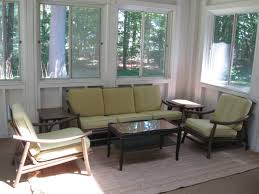 Simple Wooden Chair And Table Furniture Sunroom Furniture With Wooden Chair And Rattan Sofa