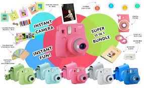 amazon black friday code fujifilm instax 300 amazon com fujifilm instax mini 9 camera ice blue accessories