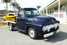 Old Ford Truck Vin Decoder - 1954 ford f100 stake bed truck 1955 ford f100 flatbeds