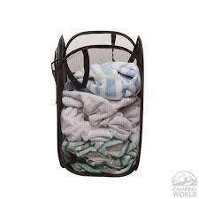 Laundry Hamper Replacement Bags by Folding Laundry Hamper Black Direcsource Ltd 100776 Laundry
