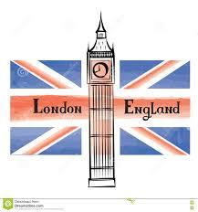 London Flag Photos Uk Flag With London City Famous Landmark Travel Great Britain B