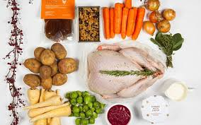 christmas dinner order online would you get christmas dinner delivered six families test posh