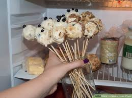 how to make cake pops with pictures wikihow