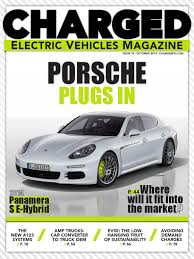 CHARGED Electric Vehicles Magazine   Iss    OCT      by CHARGED