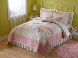 pink and purple girls bedding princess fairy discount bedding pink u0026 purple quilt in twin and