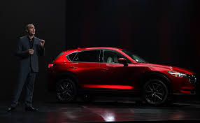 mazda corp mazda u0027s 2017 cx 5 builds on new design language for crossovers
