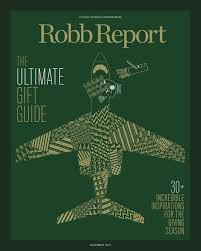 The Ultimate Retro Christmas Guide by Robb Report Welcomes 34th Annual Ultimate Gift Guide