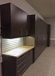 Powder Coating Kitchen Cabinets by Garage Tgg Garage Builders