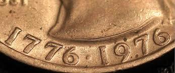 1776 to 1976 quarter 1776 1976 us 25 bicentennial quarter question coin community forum