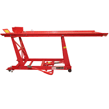 titan ramps 1 000 lb hydraulic motorcycle lift table extra long