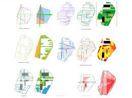 Architectural Diagrams Parc De La Villette Oma Proposal Diagrams 0 Jpg 1 200 900 Pixels