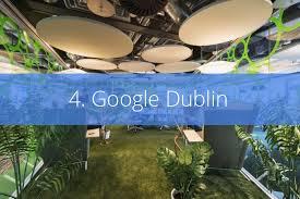 Google Ireland Office The Top 25 Most Popular Offices Of 2013 Office Snapshots