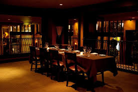 Restaurant Dining Room Design Private Dining