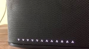 vizio sound bar flashing lights vizio sound stand input selection lights youtube