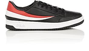 fila bny sole series original tennis leather sneakers barneys