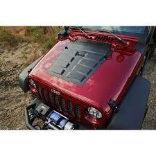 jeep hood vents rugged ridge 17759 10 hood vent insert black 07 15 wrangler jk
