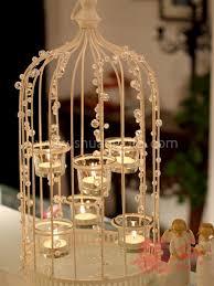 enlighten my life bird cage candle holder wedding decorations