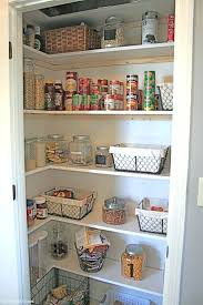 Kitchen Pantry Cabinet Canada Built In Pantry Cabinet Best Small Pantry Closet Ideas On Small