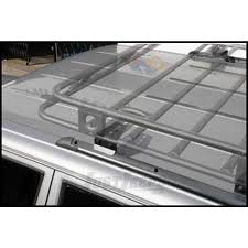 Smittybuilt Roof Rack by Jeep Parts Buy Smittybilt Defender Series Roof Rack Base Mounting