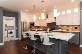 kitchen delightful two tone kitchen cabinets within 35 to