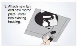 broan bathroom fan replacement amazon com broan 690 bathroom fan upgrade kit 60 cfm home improvement