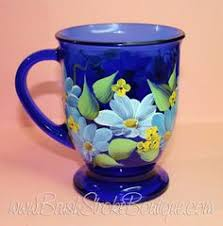 Personalized Mugs For Wedding Hand Painted Coffee Mug Wildflowers Personalized And Custom