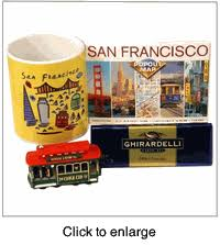 san francisco gift baskets san francisco gifts gift baskets souvenirs