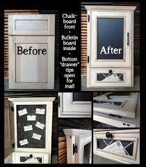 reuse a cabinet door face frame transform a sample frame