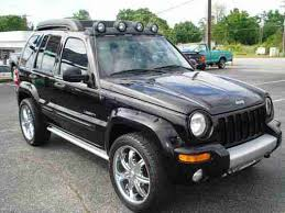 jeep liberty light bar purchase used 2004 jeep liberty renegade sport utility 4 door 3 7l