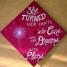 pink graduation cap 25 cool diy graduation cap ideas hative